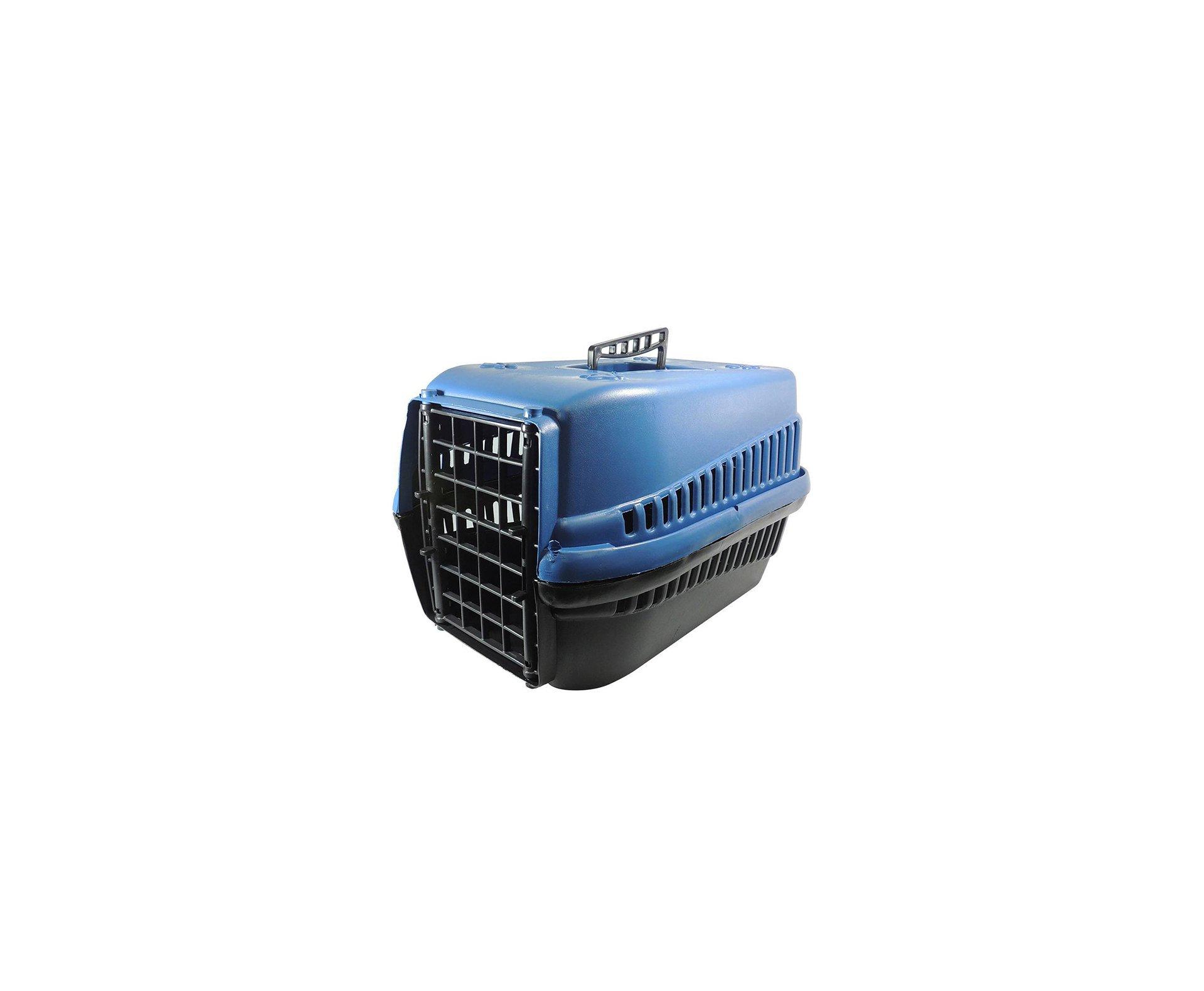 Caixa De Transporte Furacãopet N3 - Azul - Furacão