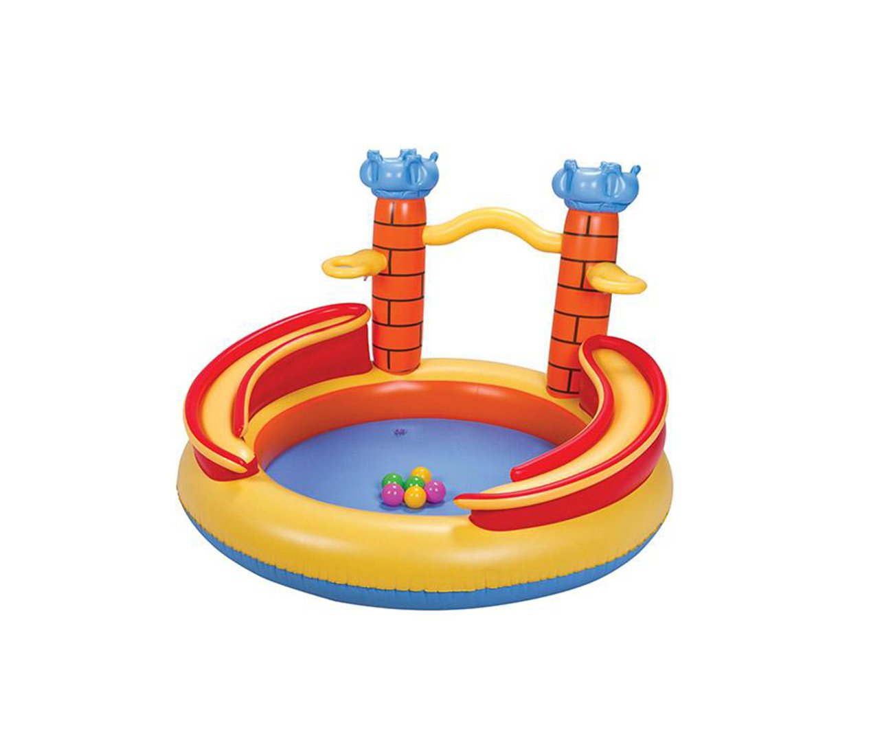 Playground Castelo Inflavel - Mor