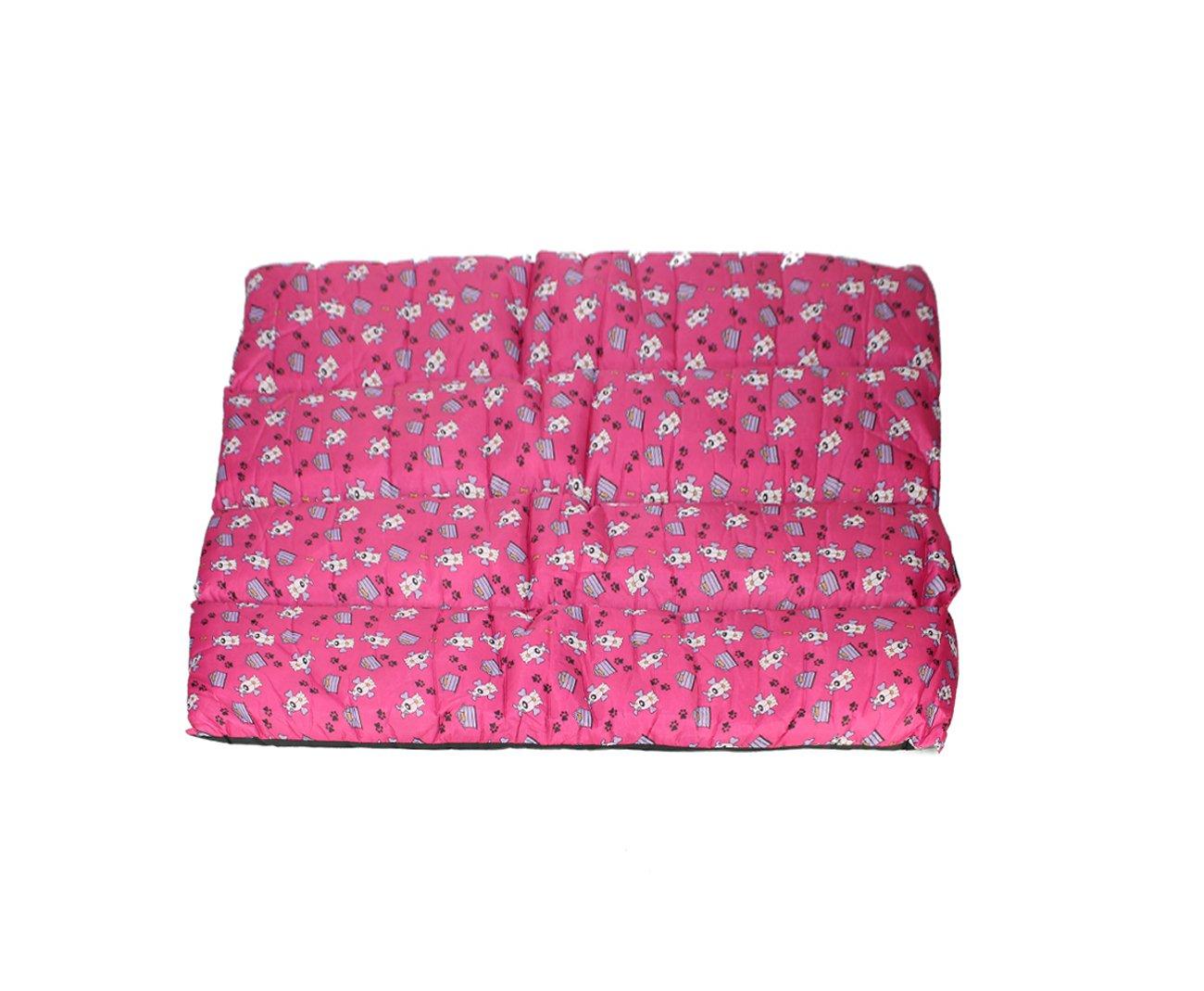 Almofada De Nylon N4 Gg 100x80cm Rosa - Furacãopet