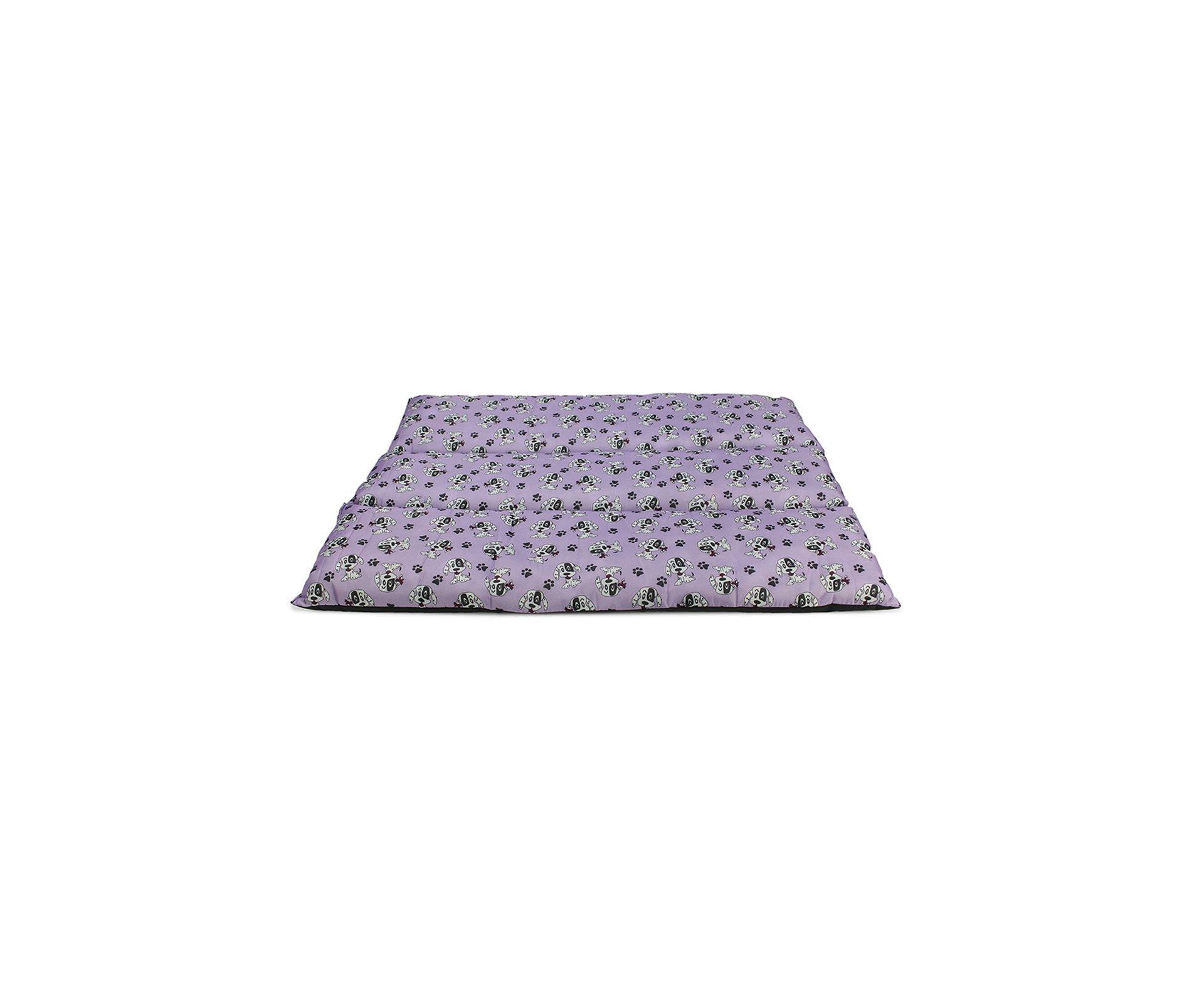 Almofada De Nylon N3 G 80x60cm Lilás - Furacãopet