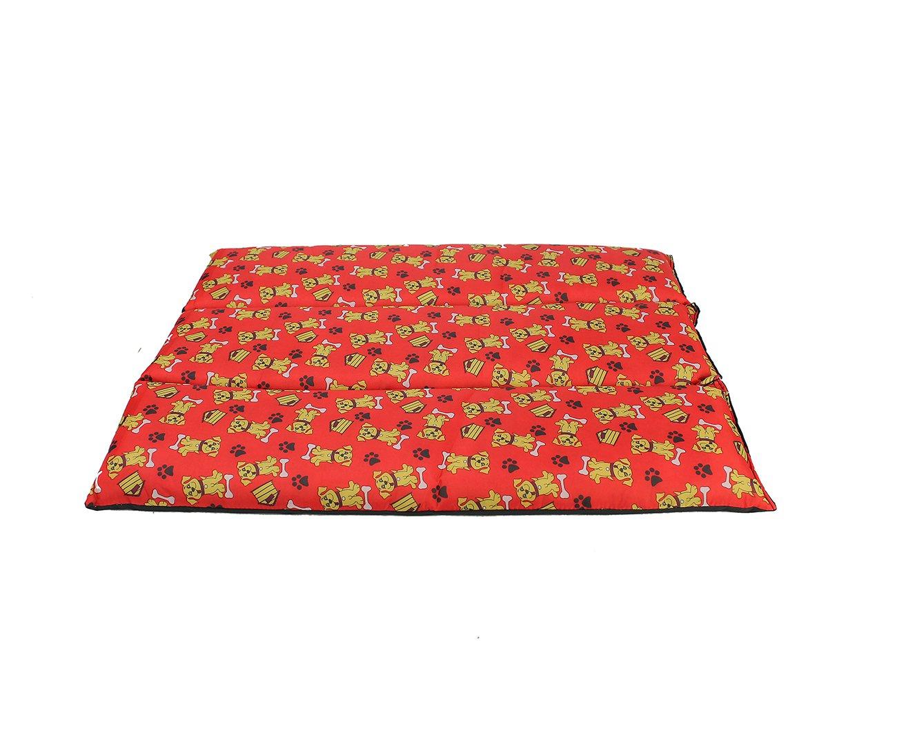 Almofada De Nylon N3 G 60x80cm  Vermelha - Furacão