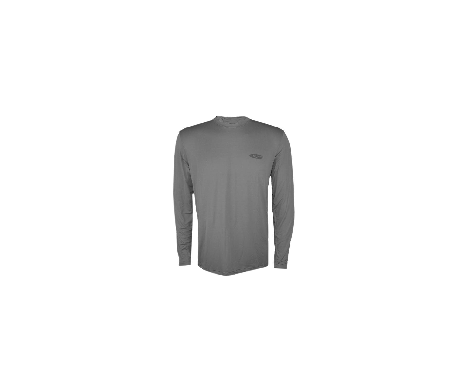Camiseta Softline Chumbo - Proteção Uva/uvb 50+ Fps - Cardume