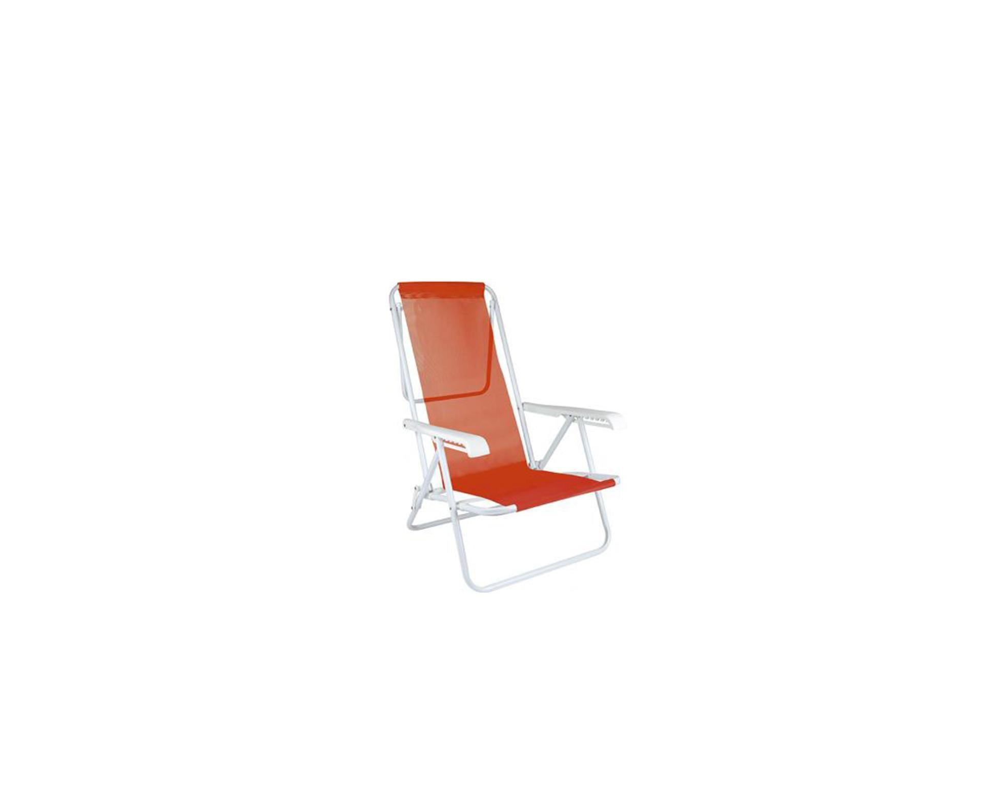 Cadeira Reclinável 8 Posições Coral - Mor
