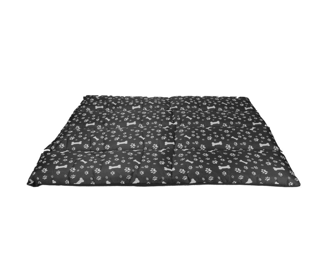 Almofada De Nylon N4 Preta - Gg - Furacão