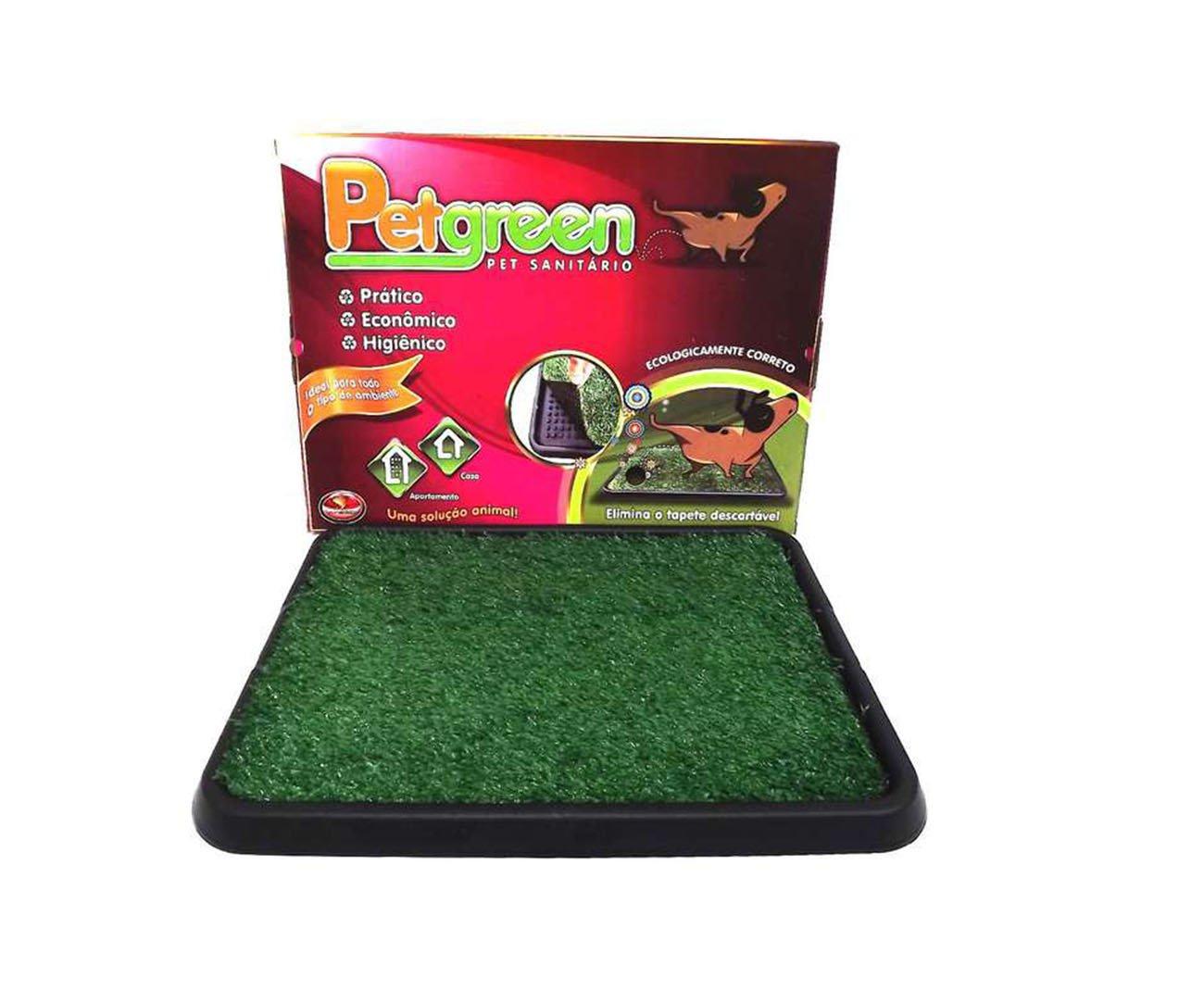 Pet Green Xixi - Furacão Pet