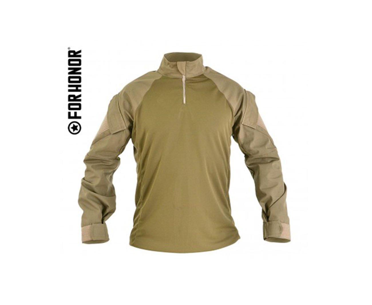 Camisa De Combate 711 Desert (combat Shirt)- Forhonor