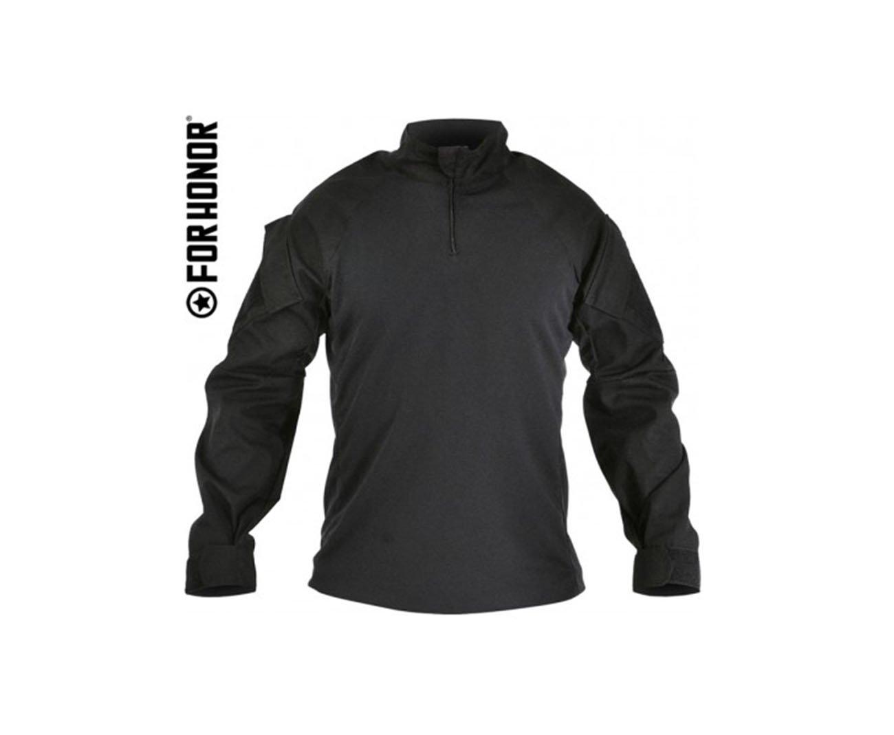 Camisa De Combate 711 Black (combat Shirt)- Forhonor