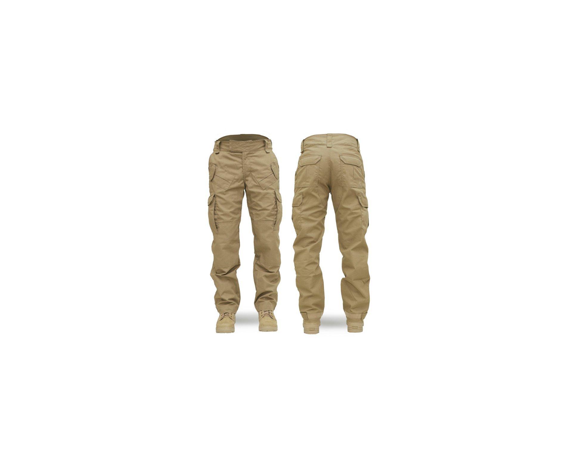 Calça Forhonor 911 Desert - Tatica, Militar, Airsoft, Ripstop