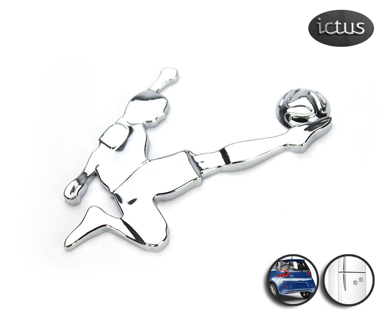 Emblema Futebol - Ictus
