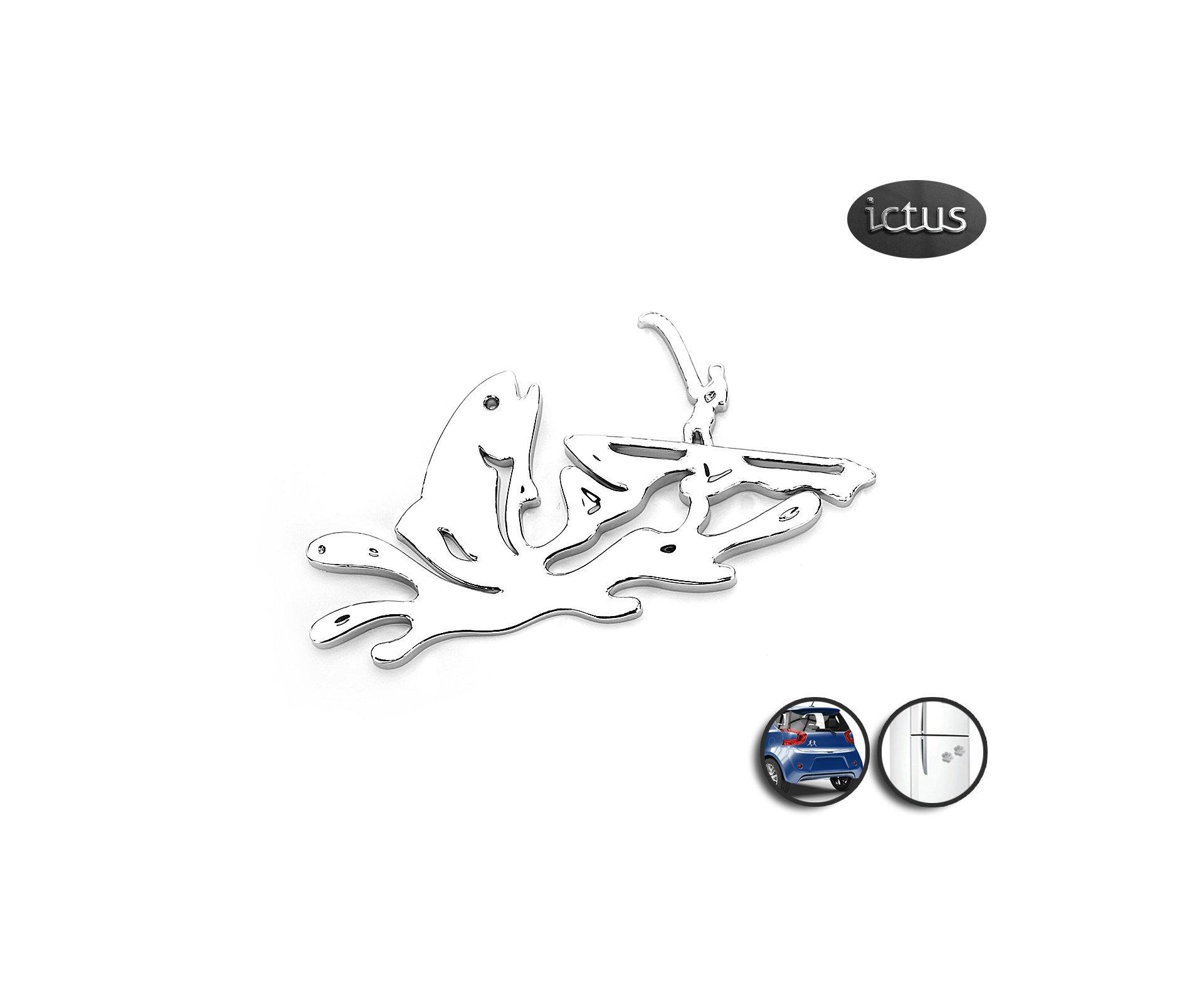 Emblema Pescador - Ictus