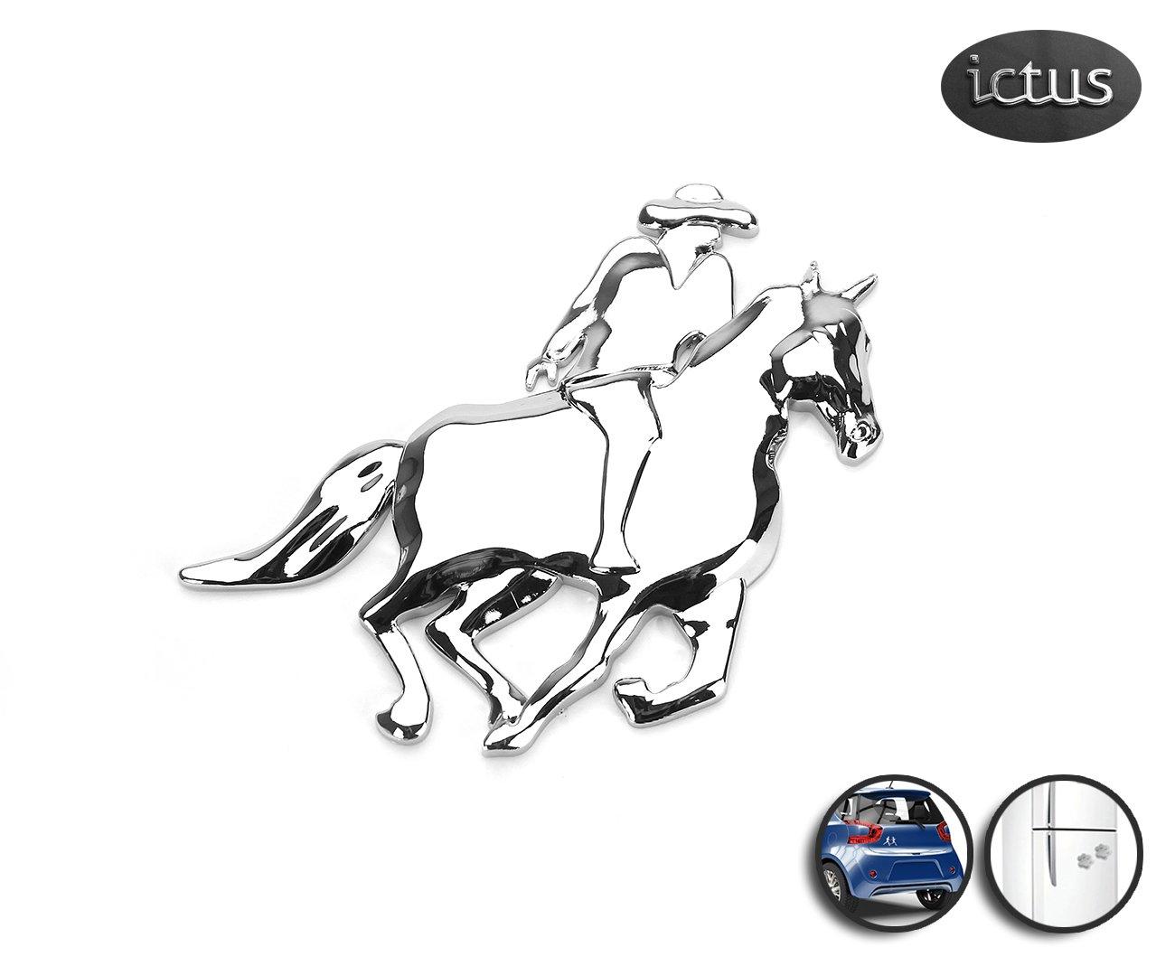 Emblema Cavaleiro - Ictus