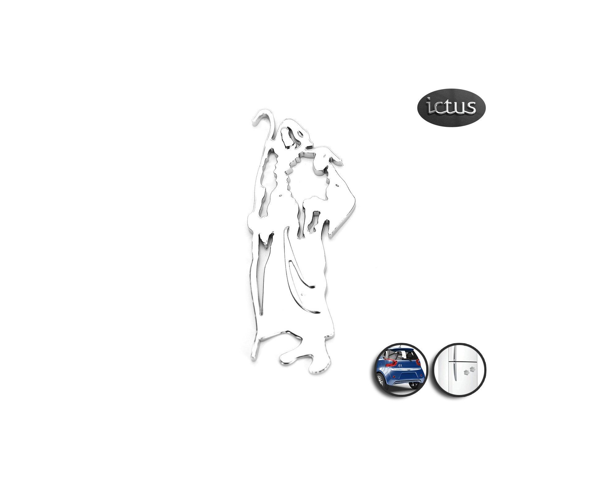 Emblema Pastor - Ictus