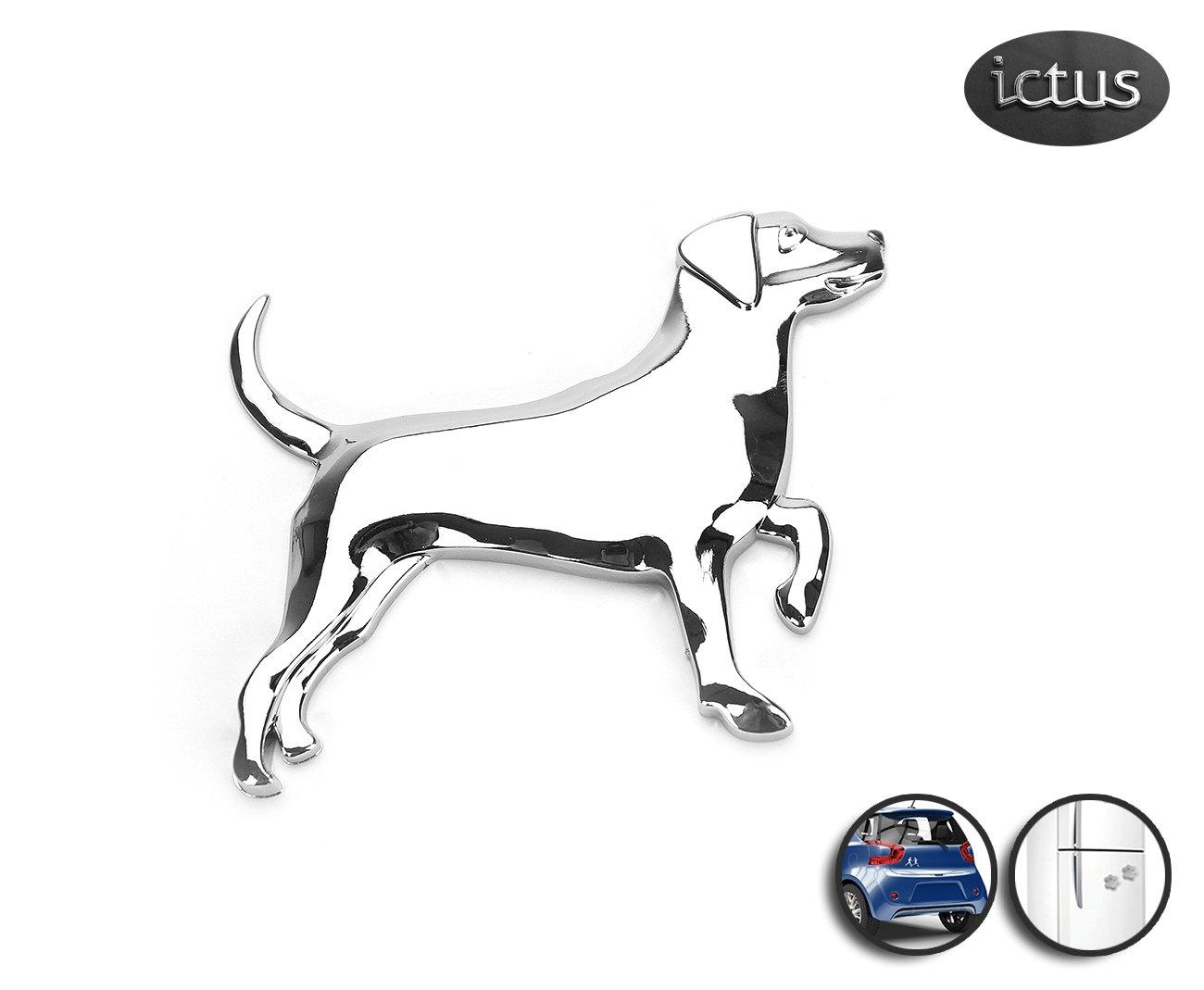 Emblema Labrador - Ictus