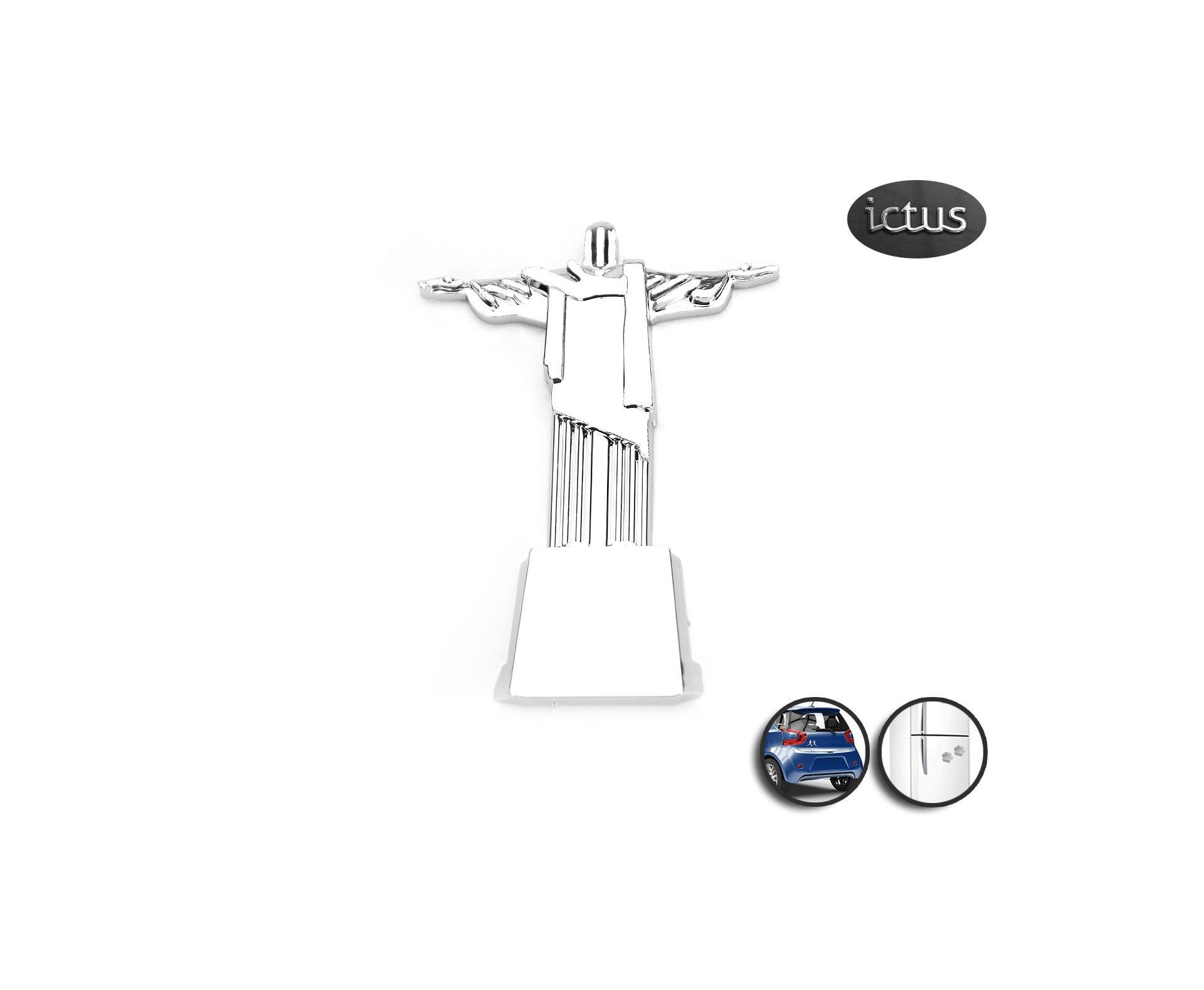 Emblema Cristo Redentor - Ictus