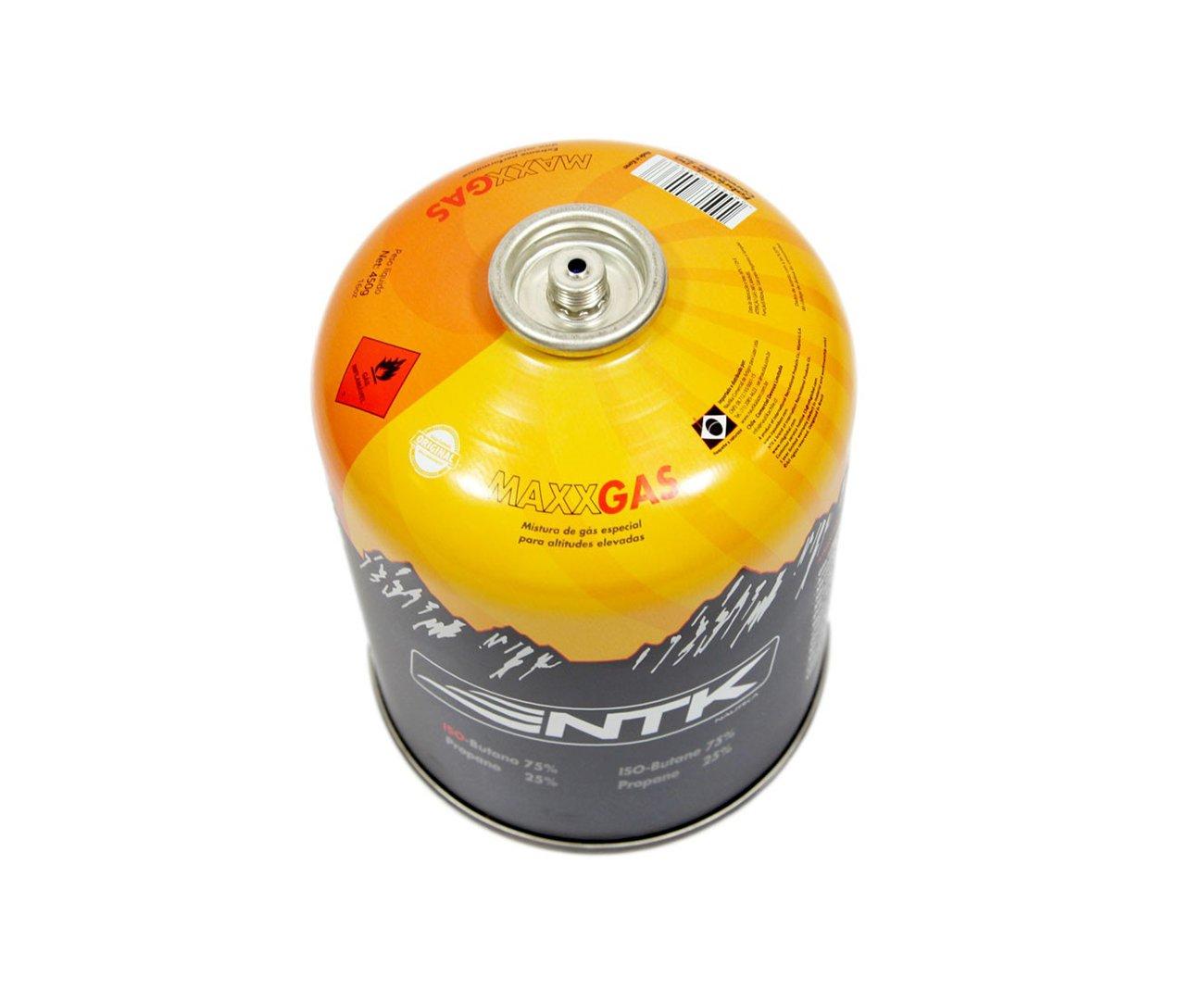 Cartucho De Gas Maxx Gas 450g - Nautika