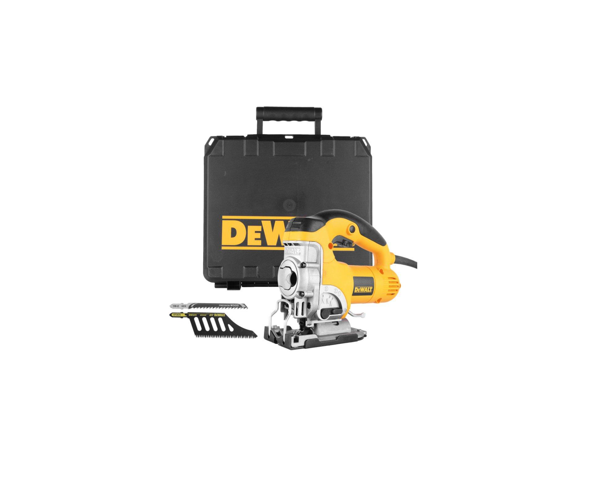 Serra Tico-tico Dewalt Dw331k 220v 50-60hz