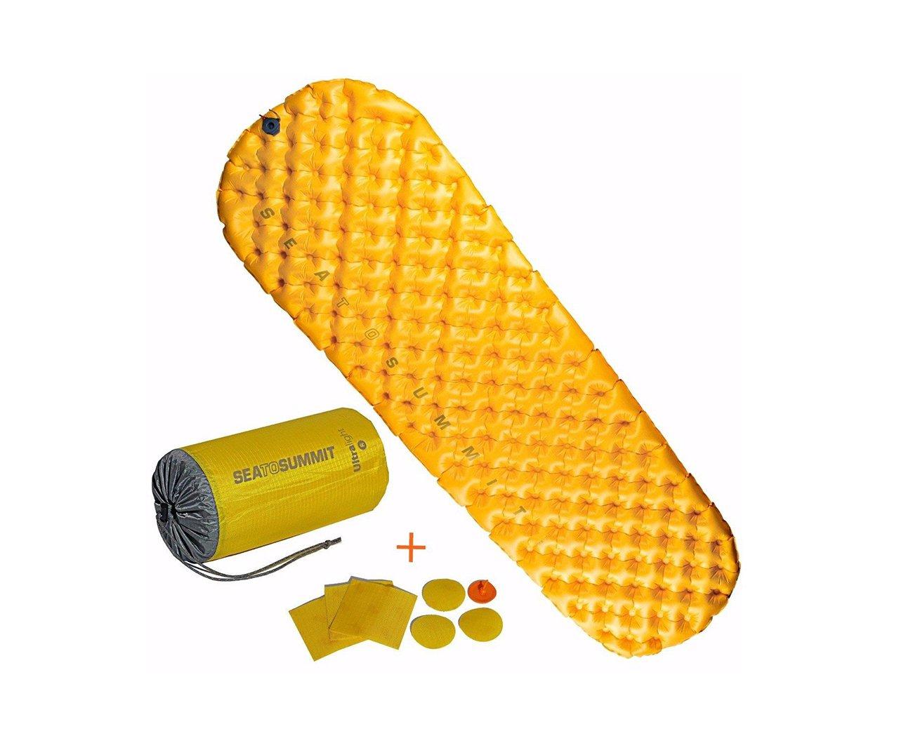 Isolante Termico Sea To Summit Ultralight Mat 2018 Amarelo
