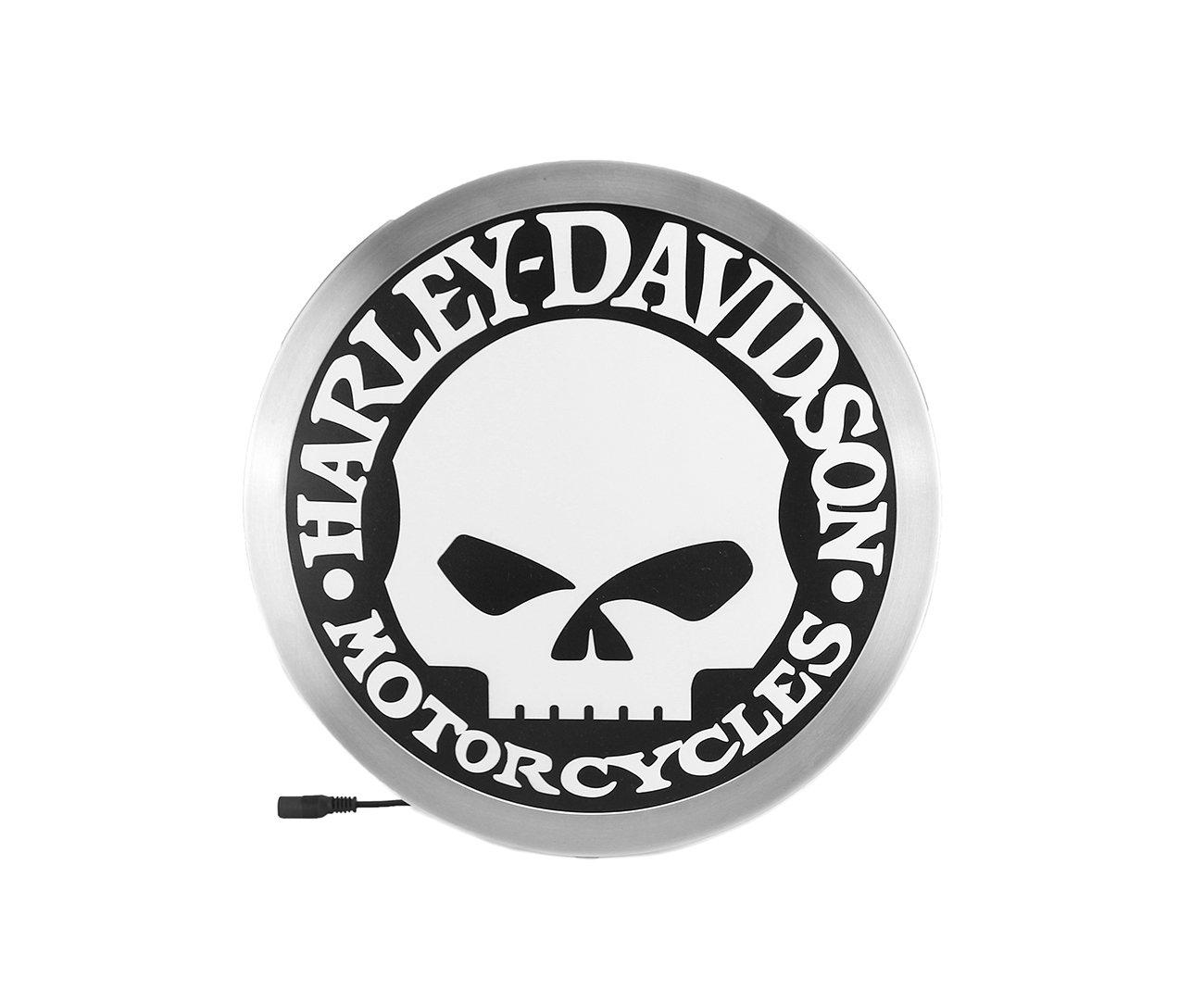 Luminoso Decorativo - Harley Caveira