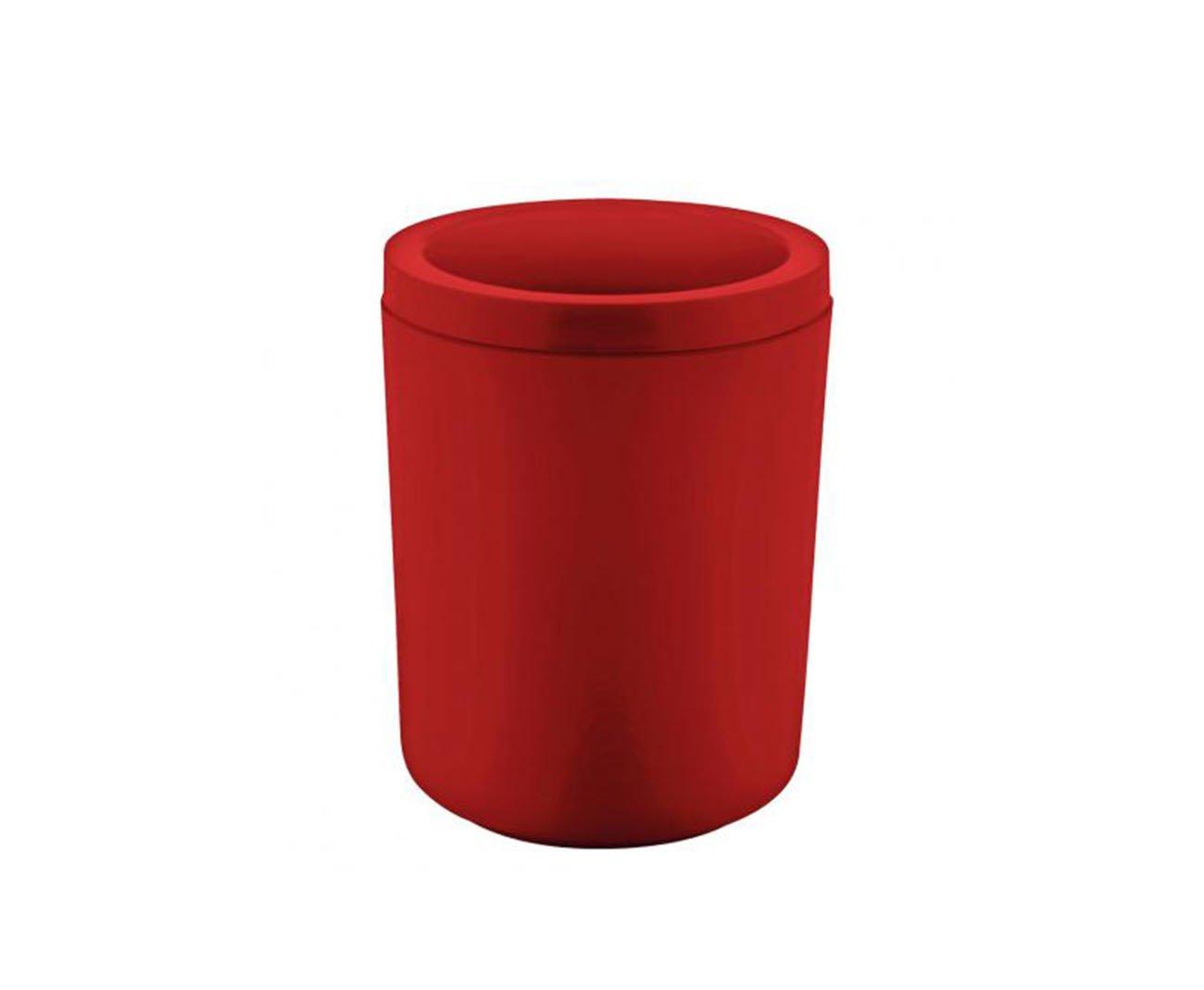 Porta Lata Soprano 350ml Vermelho