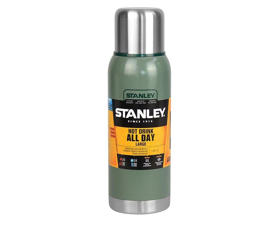Garrafa Térmica Stanley Adventure Inox Green 1 Litro