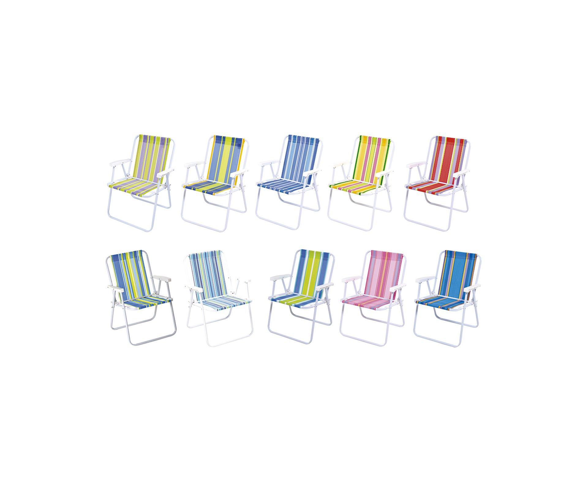 Cadeira Mor Alta Pintura Epoxi Cores Diversas