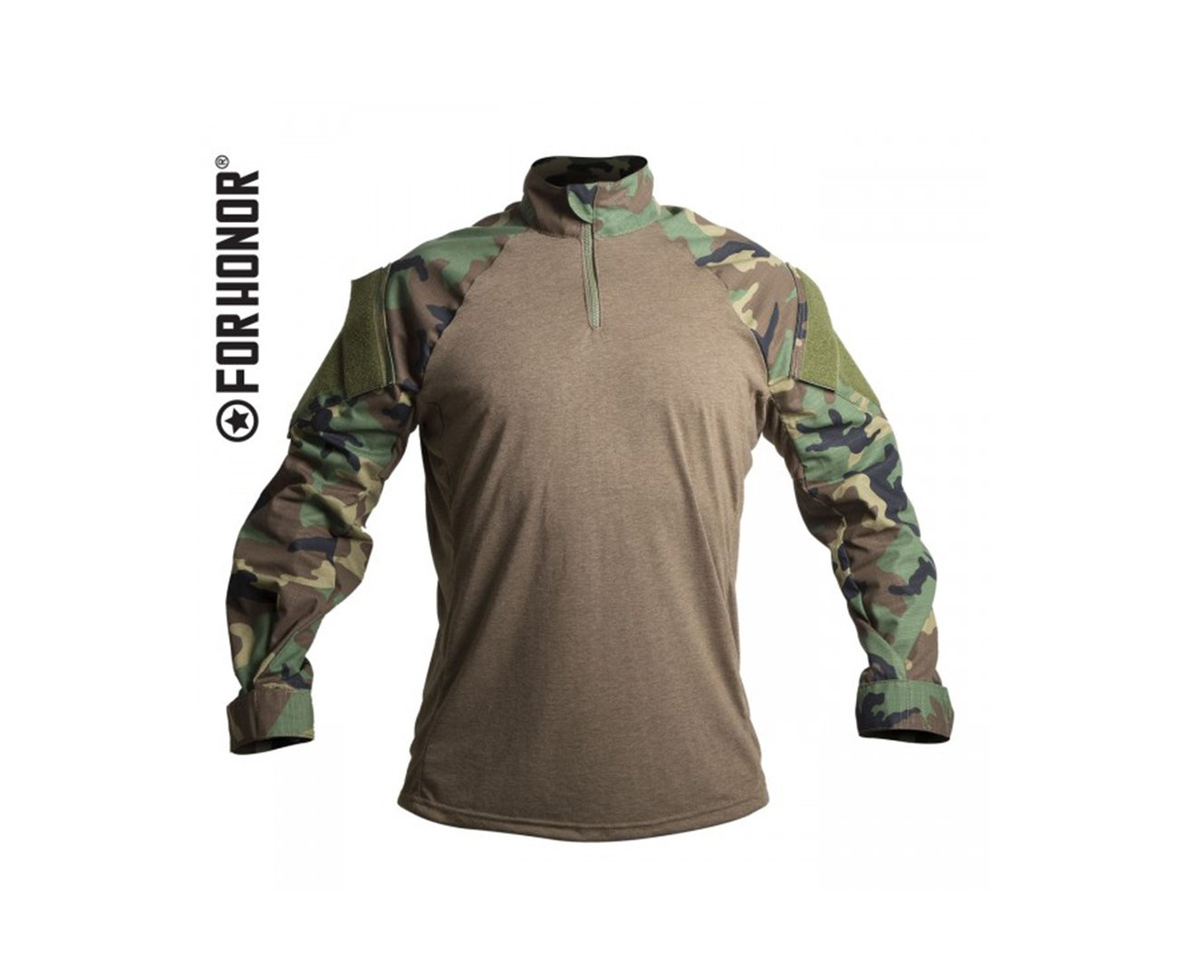 Camisa De Combate Forhonor 711 Woodland (combat Shirt)