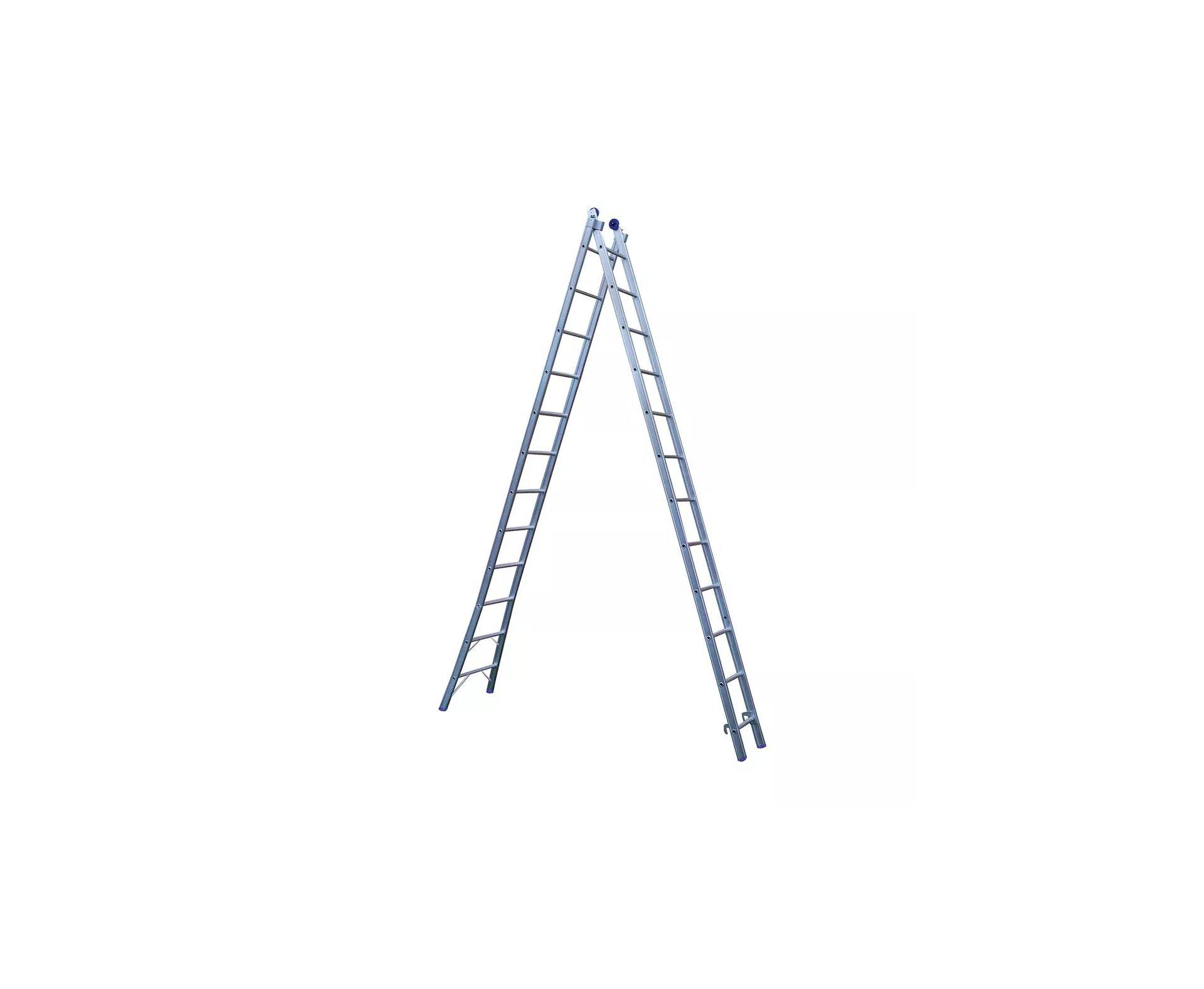 Escada Mor Extensível 2x12